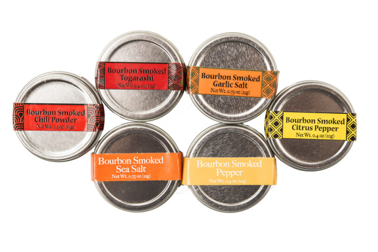 bourbon smoked spice kit from Mouth