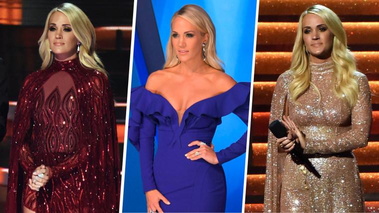 Carrie Underwood CMAs tease
