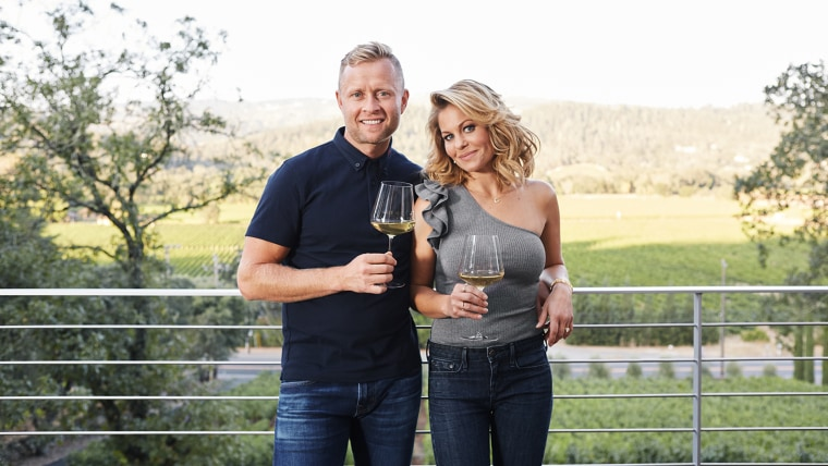 Candace Cameron Bure and Val Bure's St. Helena home