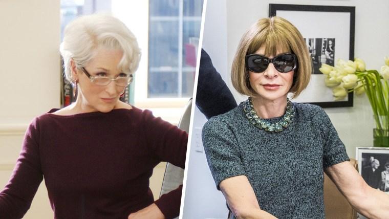 ce759cbd428c3 Meryl Streep channels 'Devil Wears Prada' character for meeting with ...