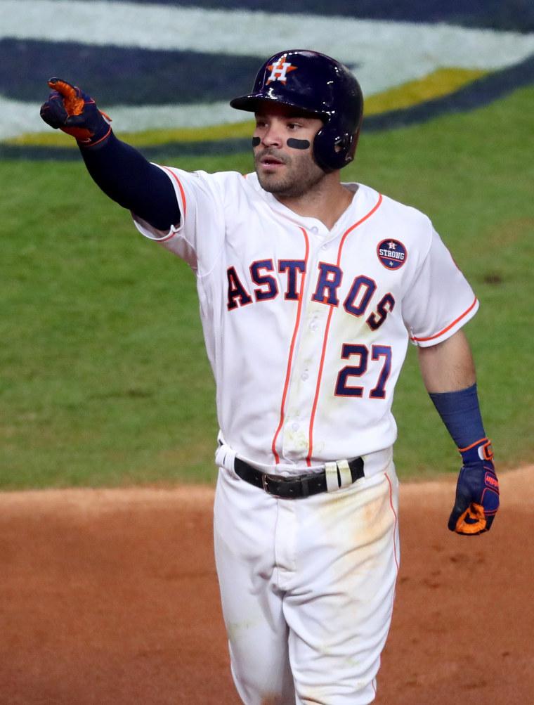 Image: World Series - Los Angeles Dodgers v Houston Astros - Game Five