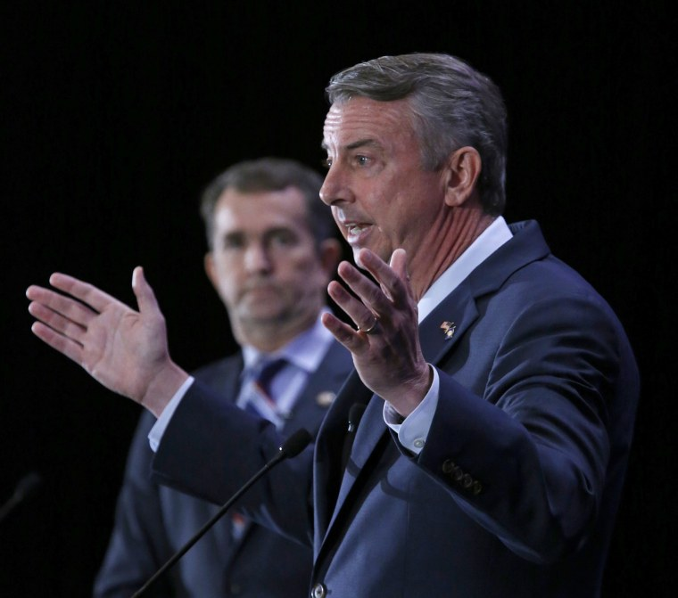 IMAGE: Virginia debate