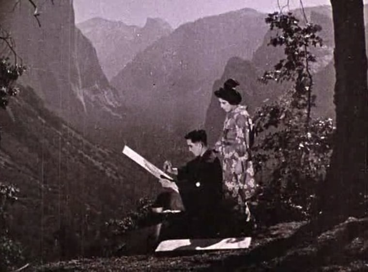 "Sessue Hayakawa's ""The Dragon Painter"" (1919) is considered one of the first Asian-American films."