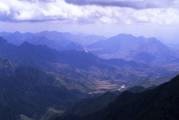 Image: Asir Mountains
