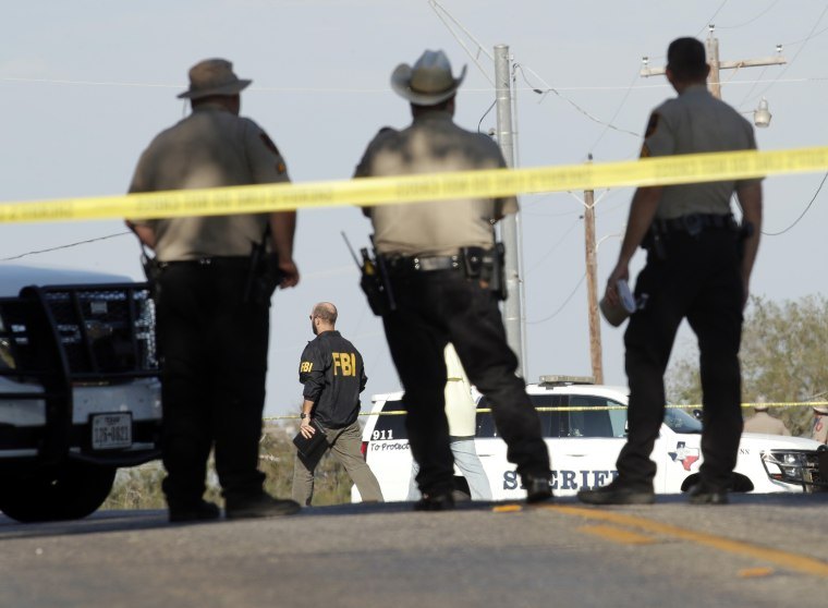 Image: At Least 20 People Killed 24 Injured After Mass Shooting At Texas Church