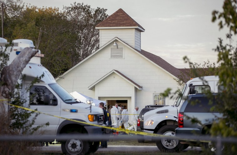 texas church where 26 were massacred could soon be demolished rh nbcnews com