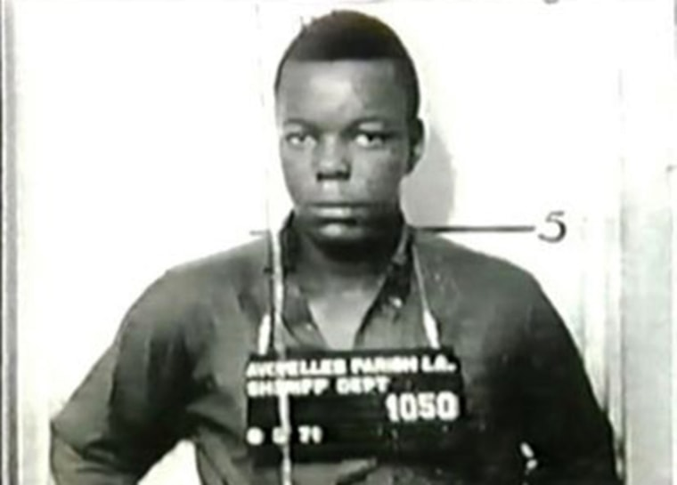 Vincent Simmons in a police photo.
