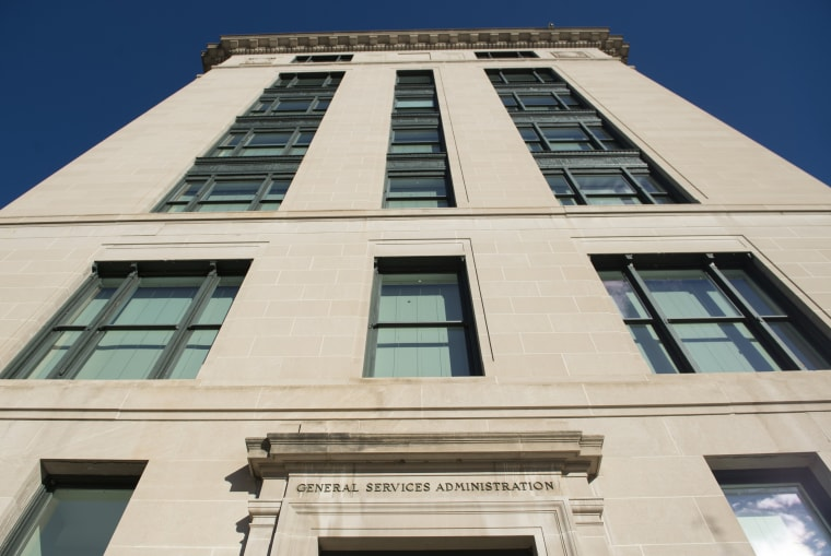 Image: General Services Administration in Washington