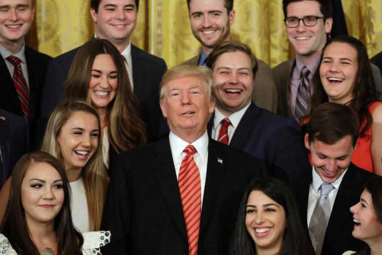 Image: TOPSHOT-US-POLITICS-TRUMP