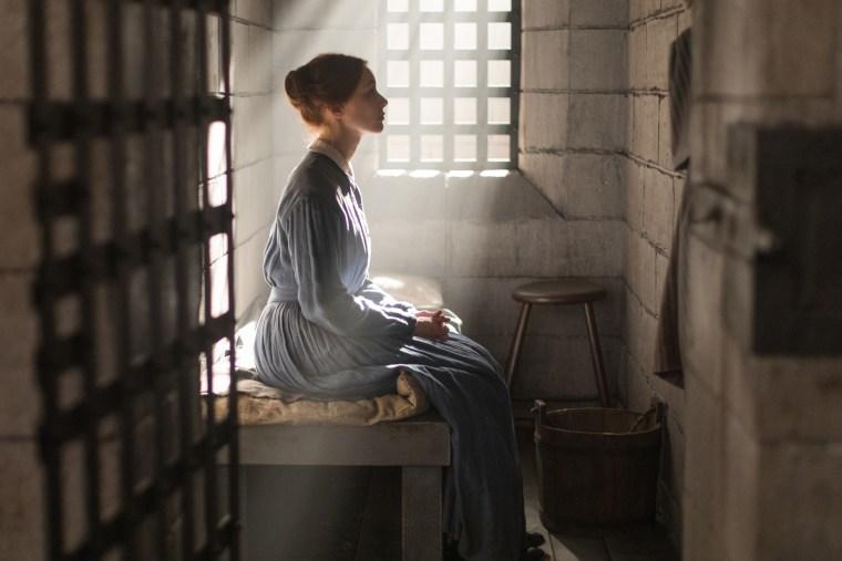 Image: Sarah Gadon in Netflix's Alias Grace.