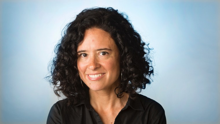 Los Angeles Times writer Carolina Miranda.