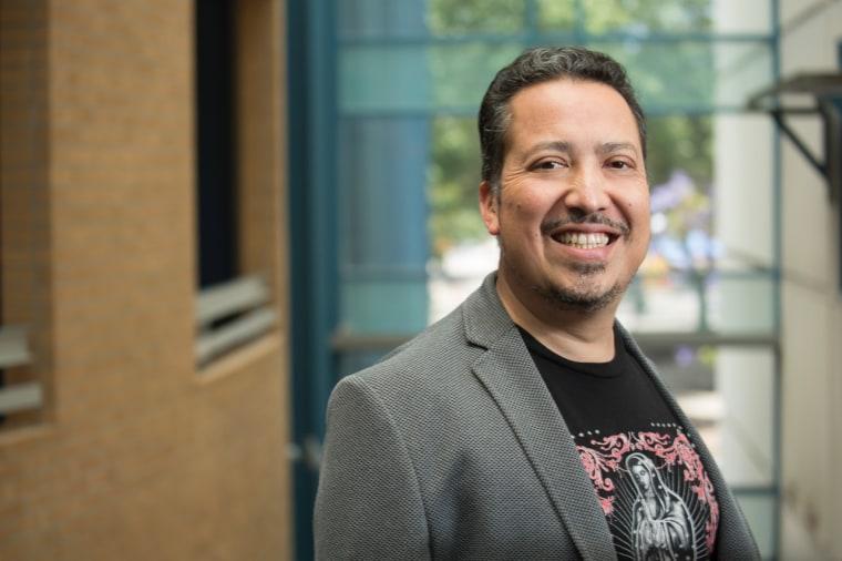 Alexandro J. Gradilla of California State University, Fullerton.