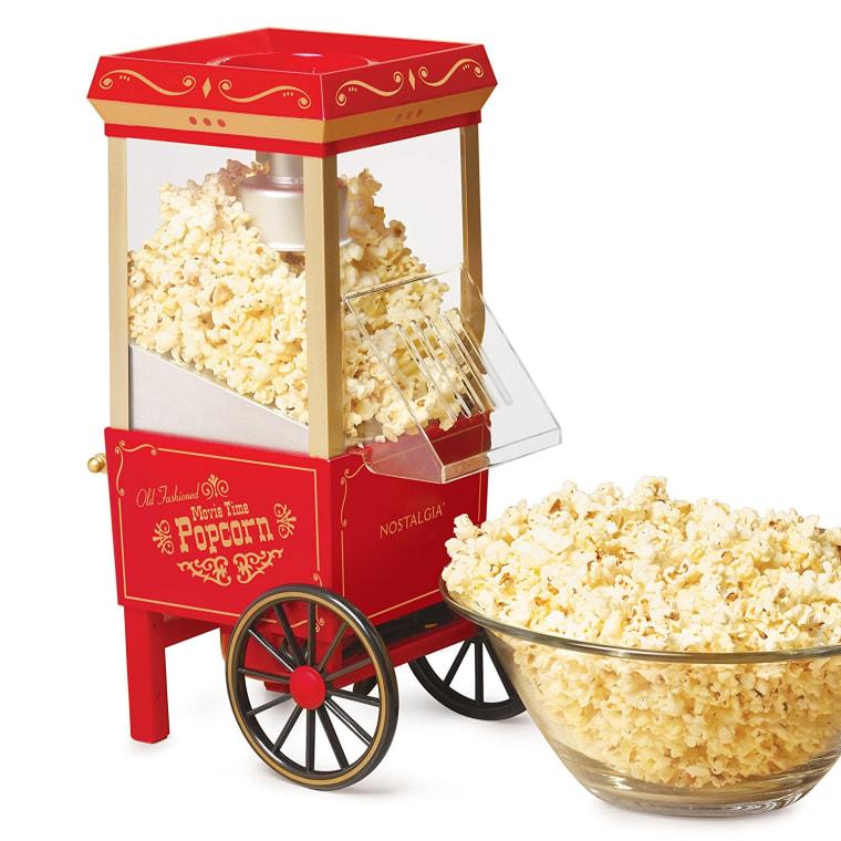 Nostalgia Popcorn Maker