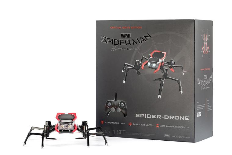 Marvel Spider-Man Drone