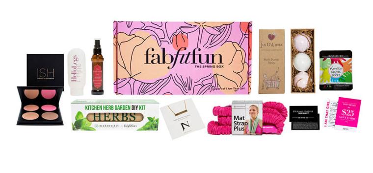 Fitfabfun box 2