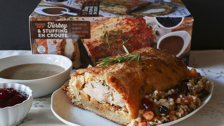 Trader Joe's Turkey En Croute