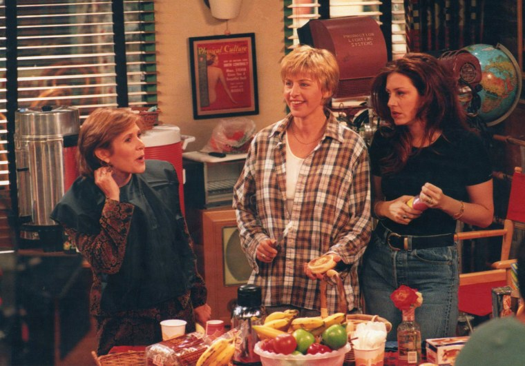 Image: Scene From 'Ellen'