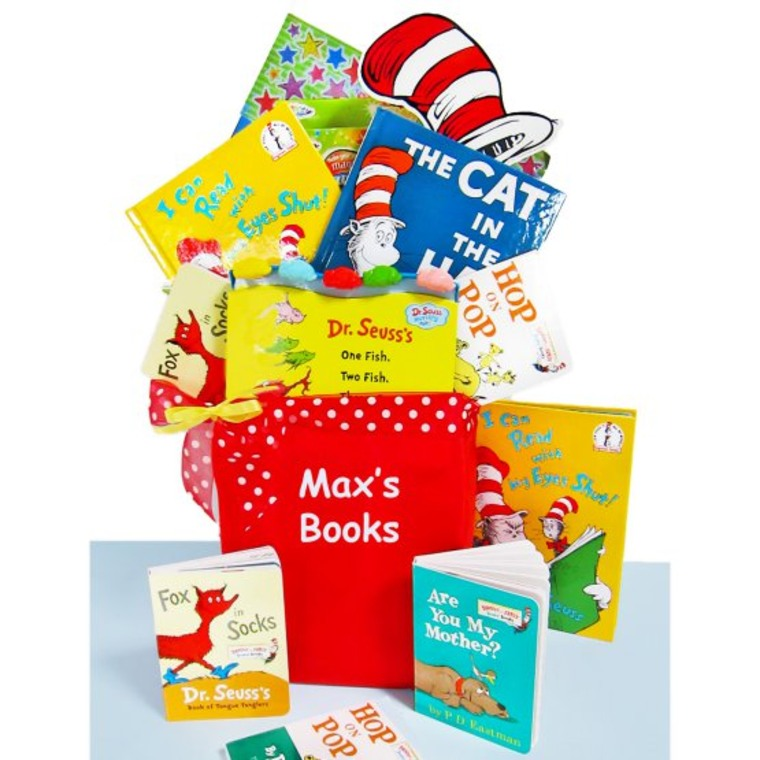 Dr. Seuss Gift Basket