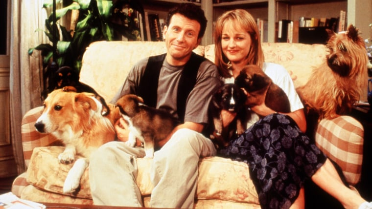 MAD ABOUT YOU (TV) PAUL REISER, HELEN HUNT, MAYU 022 MOVIESTORE COLLECTION LTD