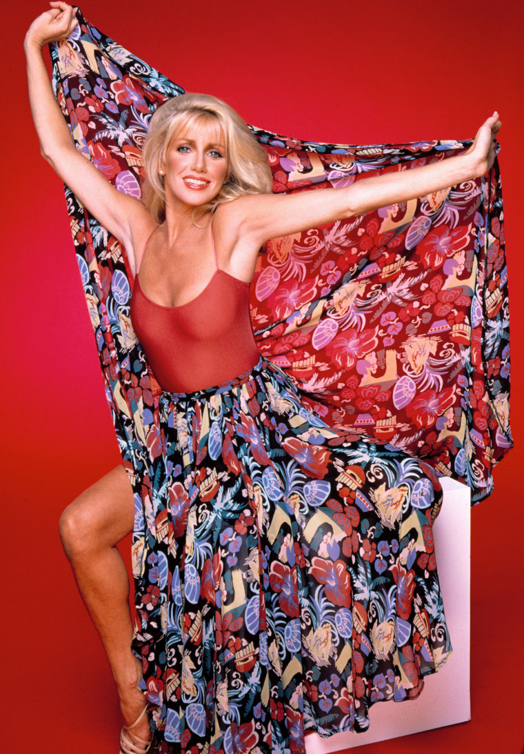 THREE'S COMPANY, Suzanne Somers, 1977-1984