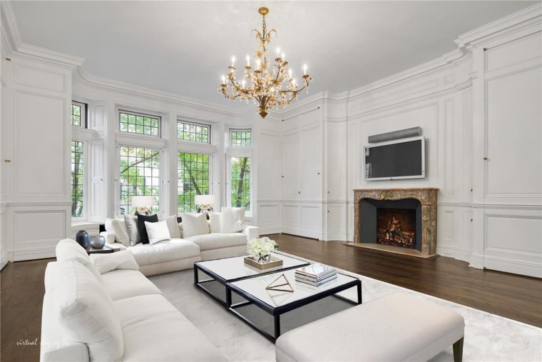 Michael Jackson's former NYC home is for sale.