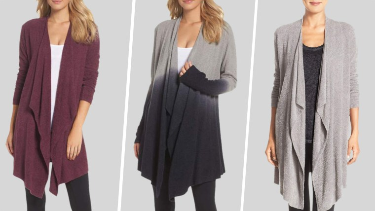 this is the best long cardigan sweater for women