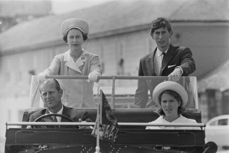A Royal Visit To The Isles Of Scilly