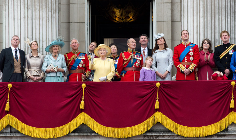 Trooping The Colour 2012