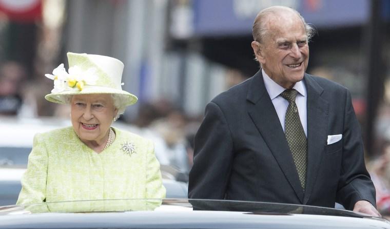 Image: Queen Elizabeth II turns 90