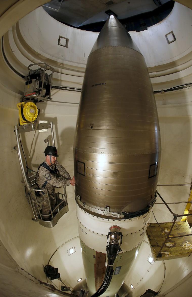 Image: Nuclear Warhead