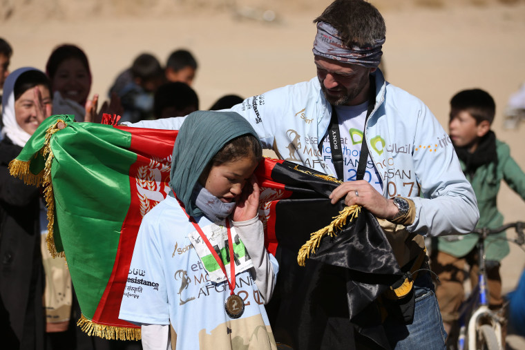Image: Bamyan Marathon