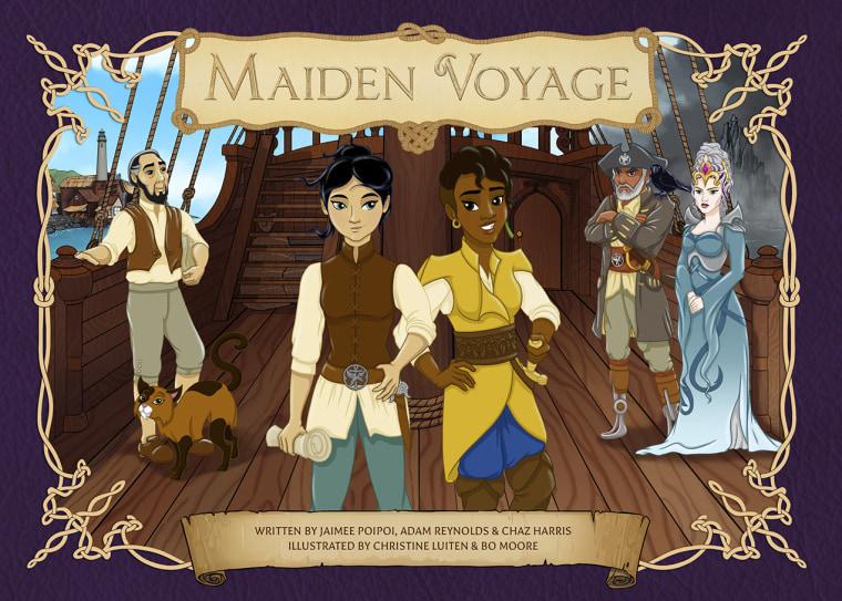 Image: Maiden Voyage