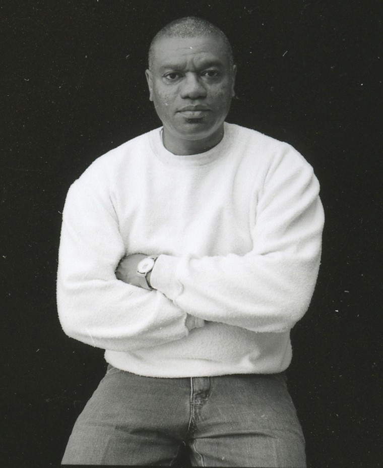 This 1999 image scanned from a contact sheet provided by the Innocence Project shows Wilbert Jones during a portrait session.