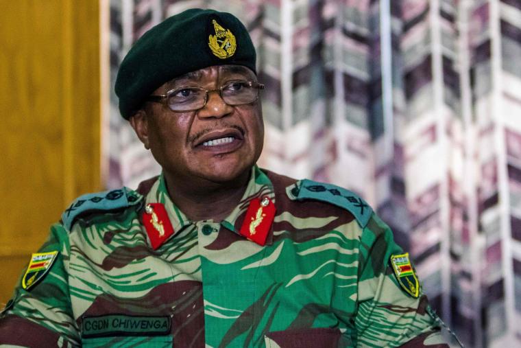 Image: General Constantino Chiwenga C