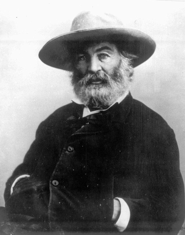 Image: Walt Whitman