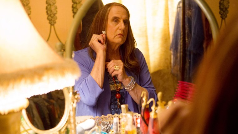 Image: Jeffrey Tambor in hit T.V. series 'Transparent'