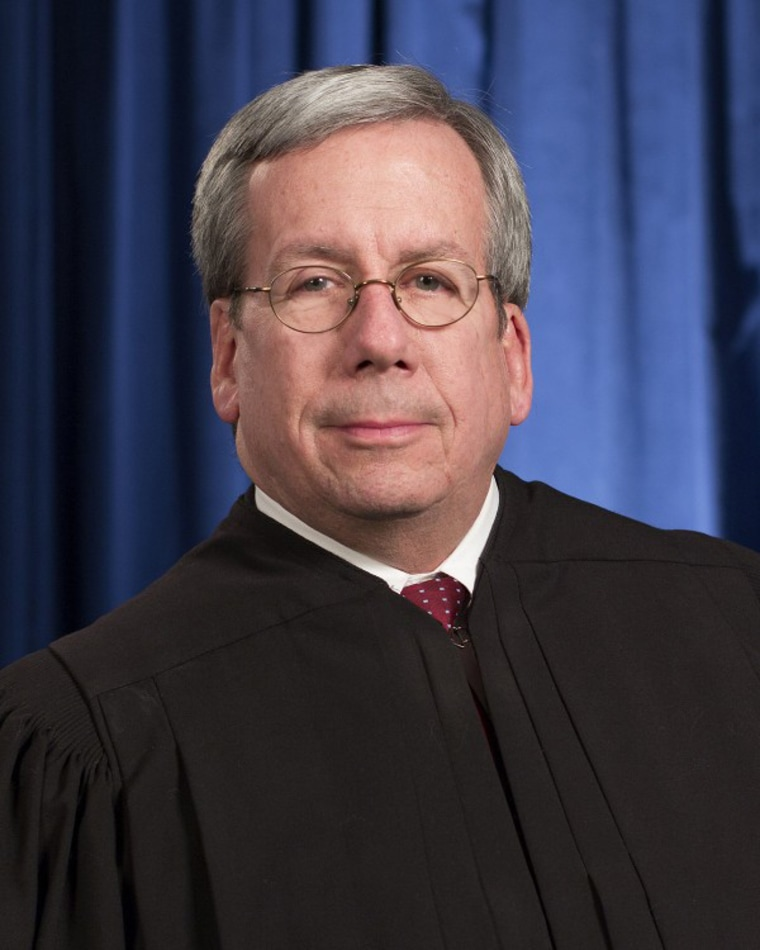 Image: Ohio Supreme Court Justice William M. O'Neill