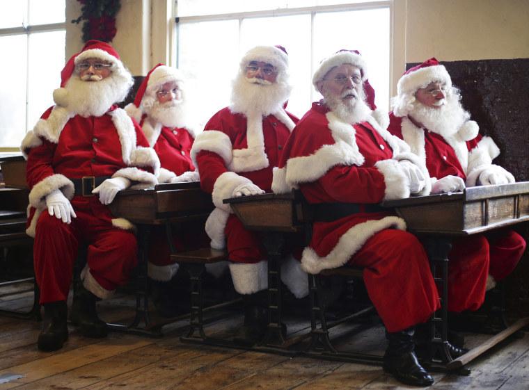 Image: Santa School