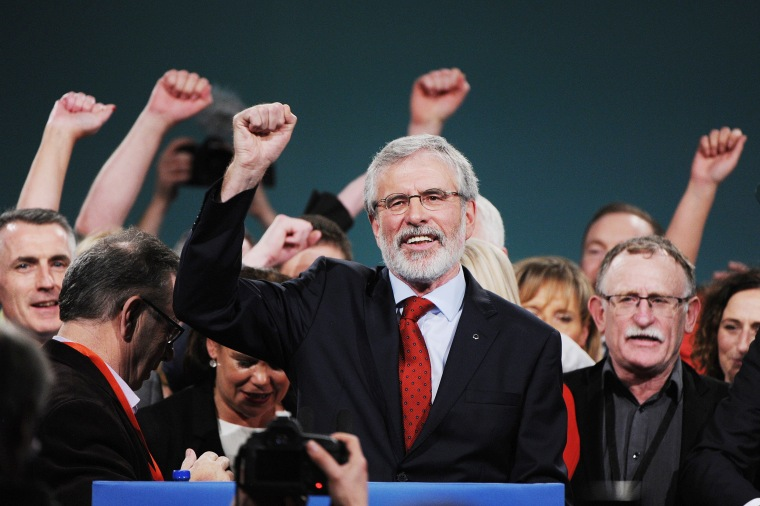 Image: Sinn Fein annual party conference