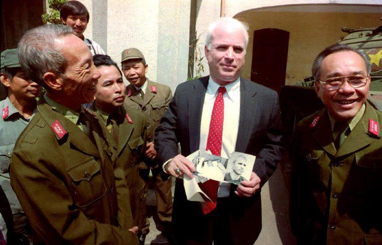 Image: U.S. Senator John McCain