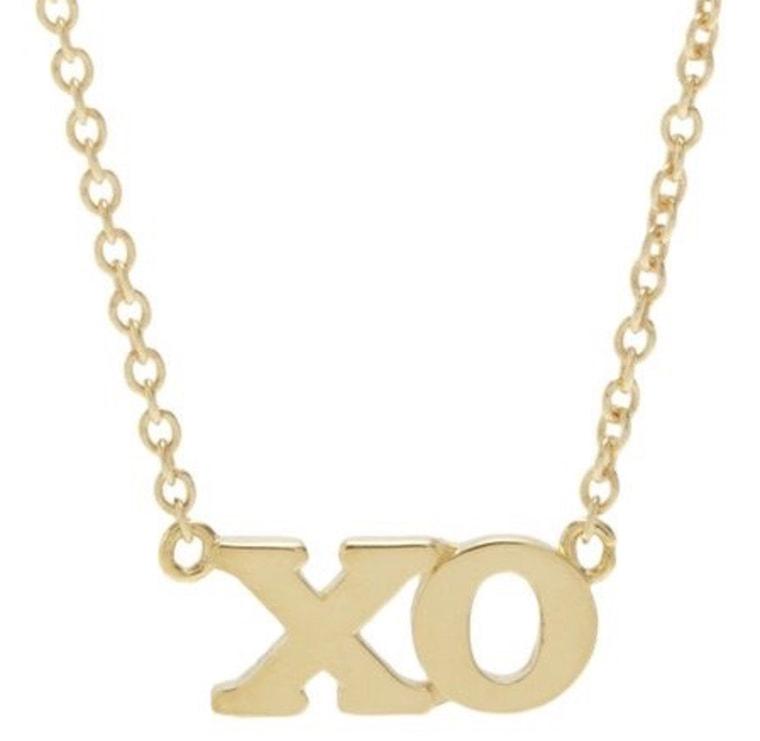 XO Necklace - Lena Wald