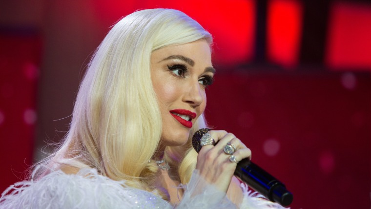 Gwen Stefani on TODAY
