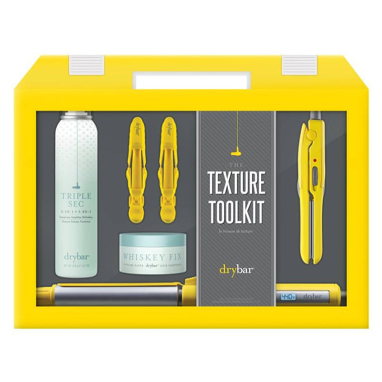 Drybar The Texture Toolkit