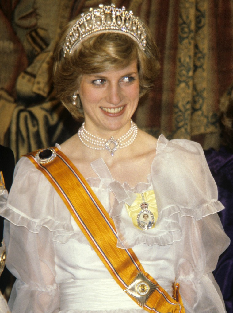 Royalty - Dutch Royal Family Banquet - Hampton Court Palace