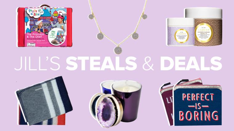 Steals and Deals