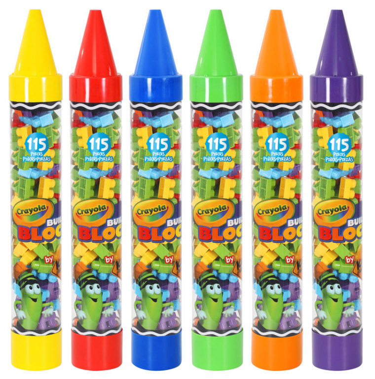 Crayola 115 piece set
