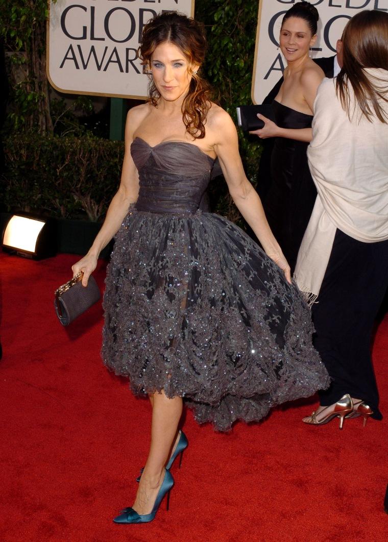 The 61st Annual Golden Globe Awards - Arrivals