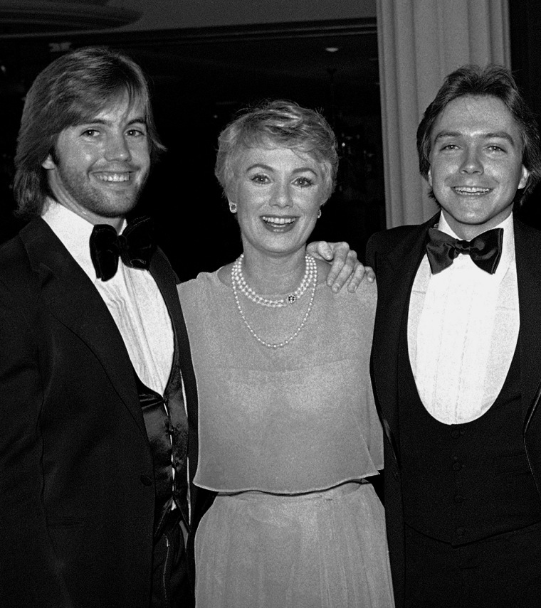 Shirley Jones, Shaun Cassidy, David Cassidy