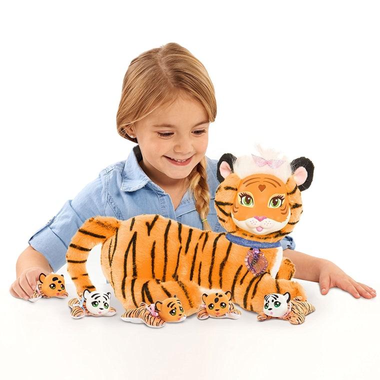 Safari Surprise Amber Tiger