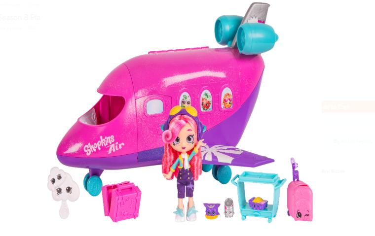 Jetset Shopkins doll